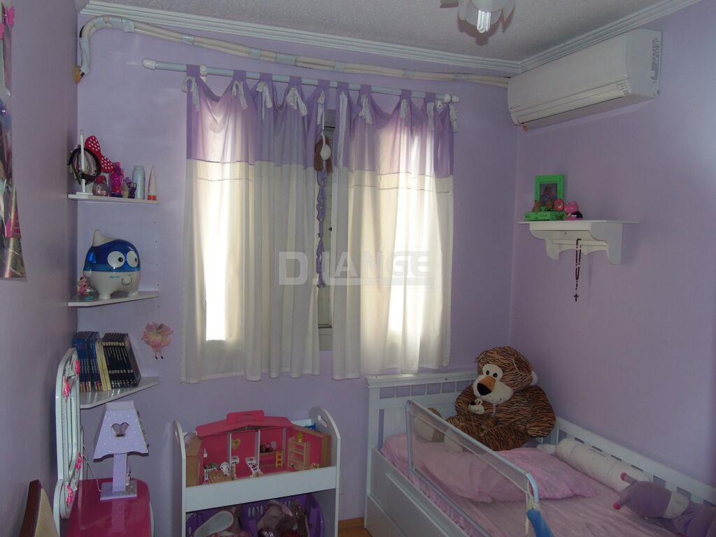 Apartamento de 3 dormitórios em Jardim Dom Vieira, Campinas - SP