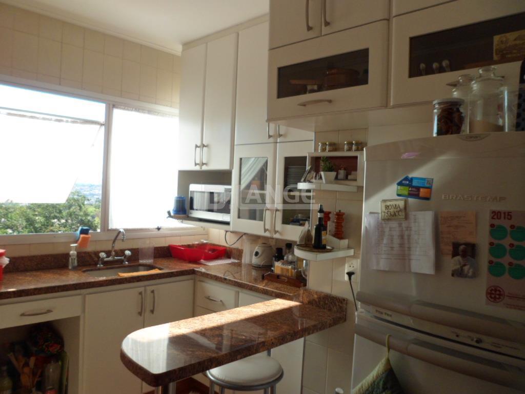 Apartamento de 3 dormitórios em Jardim Paineiras, Campinas - SP