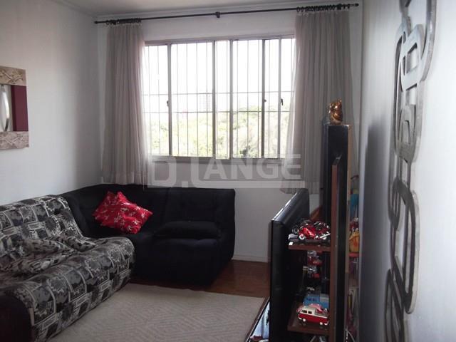 Apartamento de 3 dormitórios em Bosque, Campinas - SP