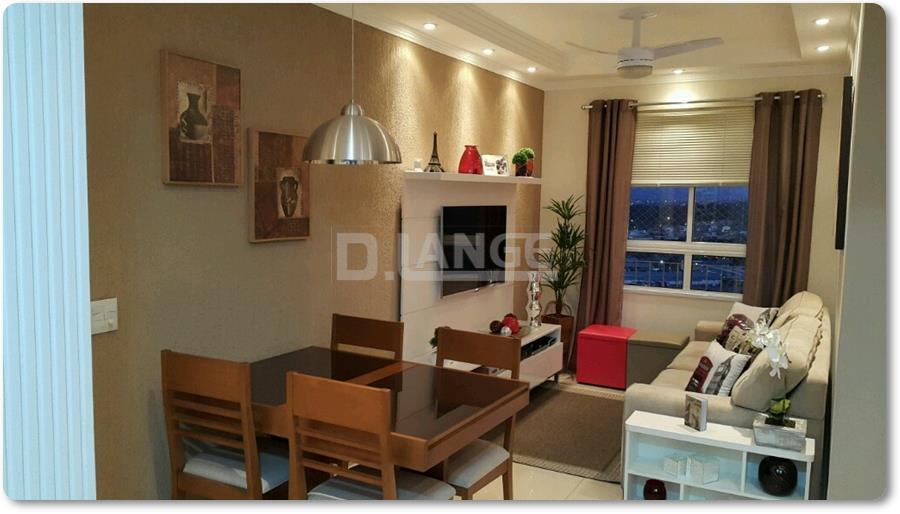 Apartamento de 3 dormitórios em Vila Formosa, Campinas - SP