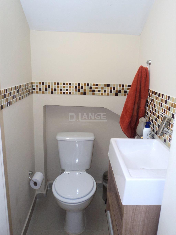 Casa de 2 dormitórios em Vila Campos Sales, Campinas - SP