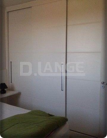 Apartamento de 2 dormitórios em Jardim Márcia, Campinas - SP