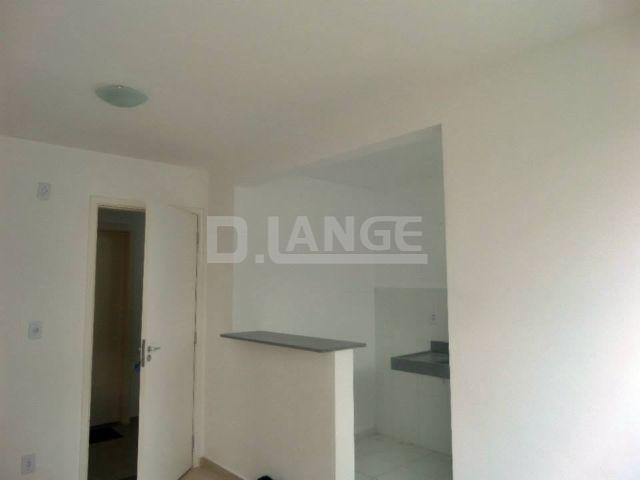 Apartamento de 2 dormitórios à venda em Loteamento Parque São Martinho, Campinas - SP