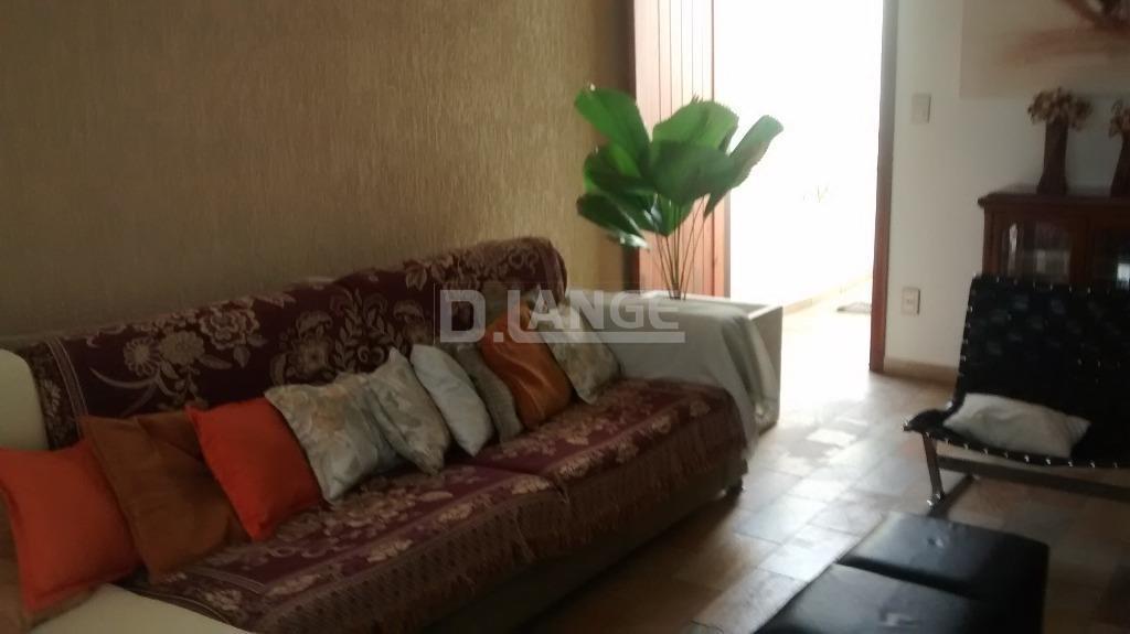 Casa de 4 dormitórios em Jardim Chapadão, Campinas - SP