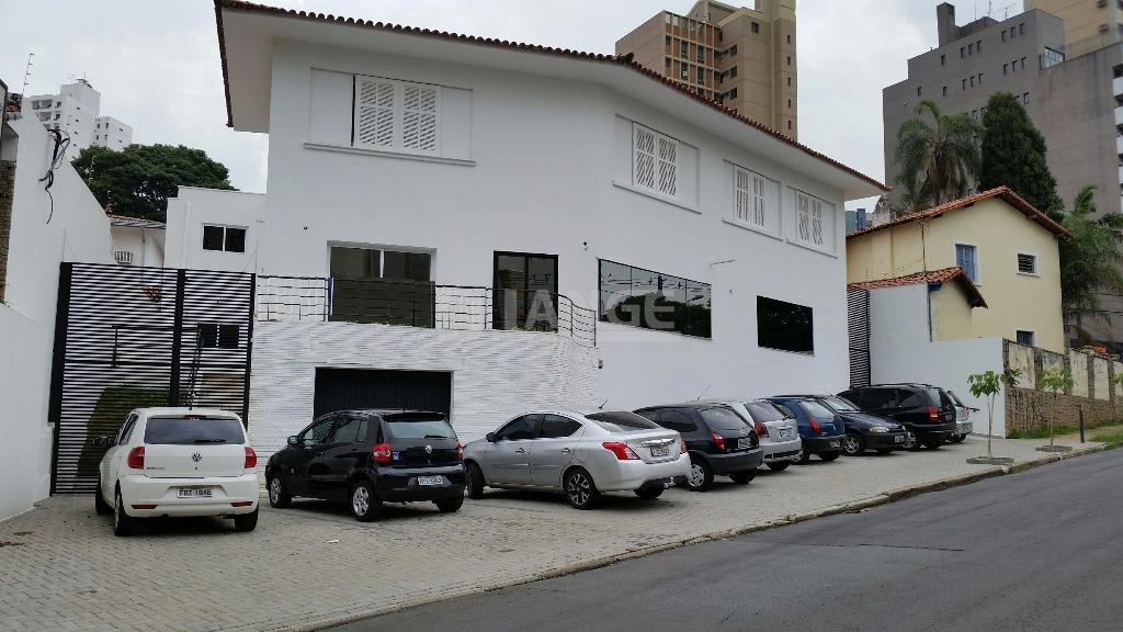 Casa comercial para locação, Cambuí, Campinas - CA8843.
