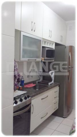 Apartamento de 2 dormitórios em Jardim Miranda, Campinas - SP