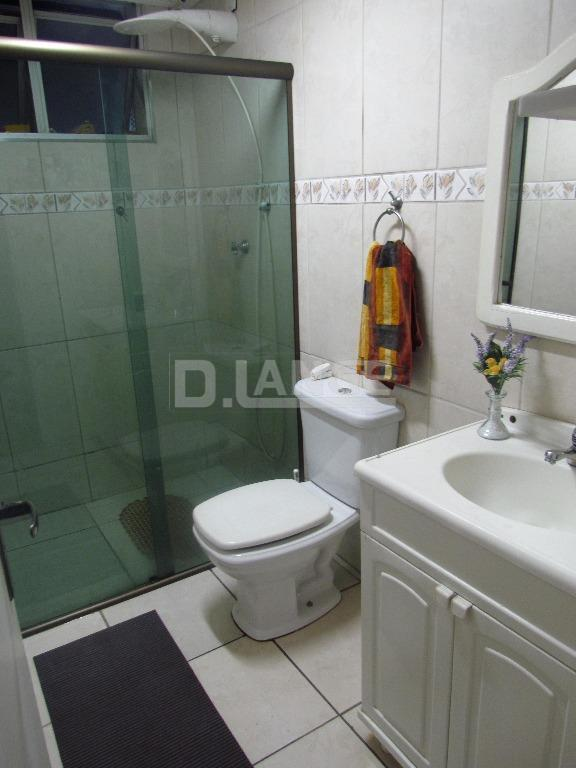 Apartamento de 3 dormitórios à venda em Jardim Aurélia, Campinas - SP