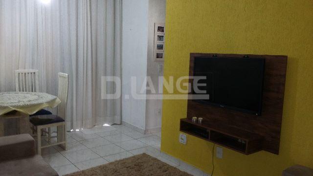Apartamento de 2 dormitórios em Vila Ipê, Campinas - SP