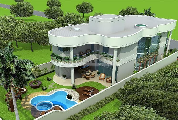 Casa de 4 dormitórios em Jardim Das Tulipas, Holambra - SP