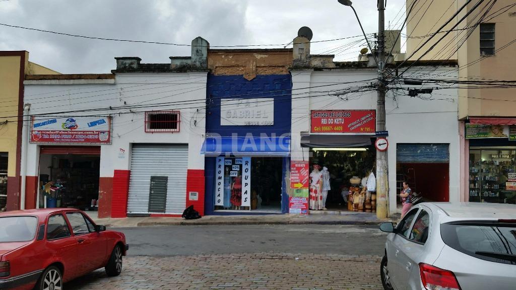 Salão em Centro, Campinas - SP