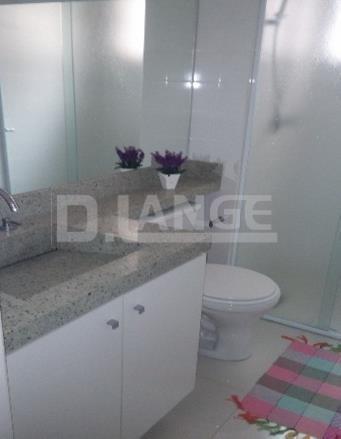 Apartamento de 3 dormitórios em Condomínio Resort Brisa Da Mata, Campinas - SP