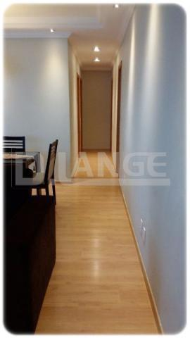 Apartamento de 3 dormitórios em Vila Brandina, Campinas - SP