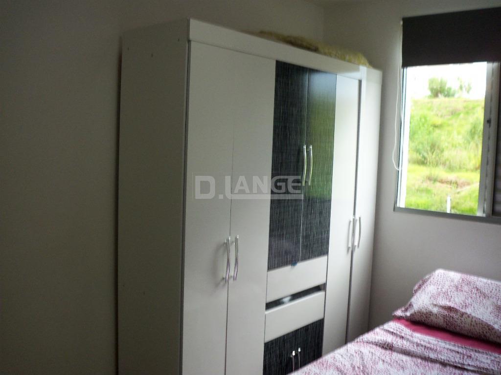 Apartamento de 2 dormitórios em Vila San Martin, Campinas - SP