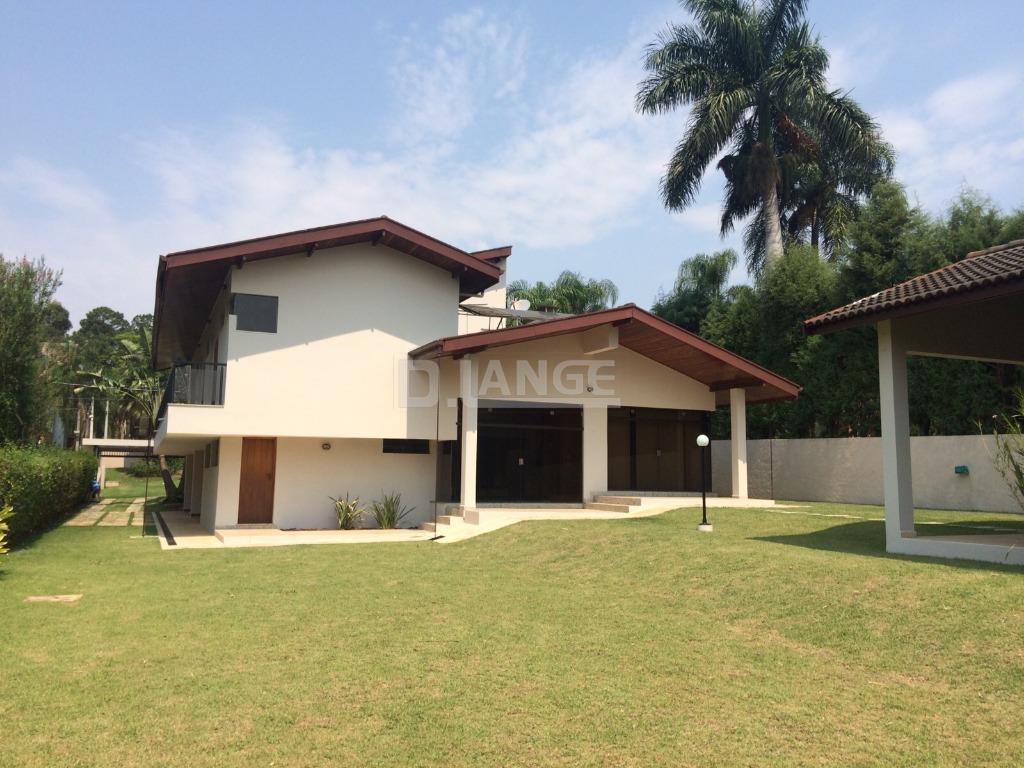 Casa de 4 dormitórios à venda em Centro, Vinhedo - SP