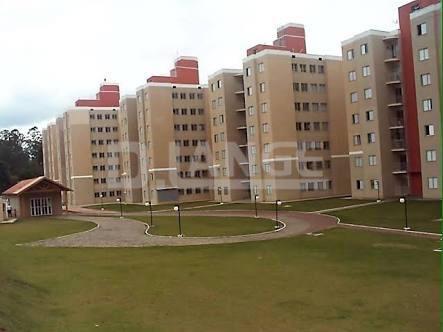 Apartamento de 2 dormitórios em Parque Dos Cocais, Valinhos - SP