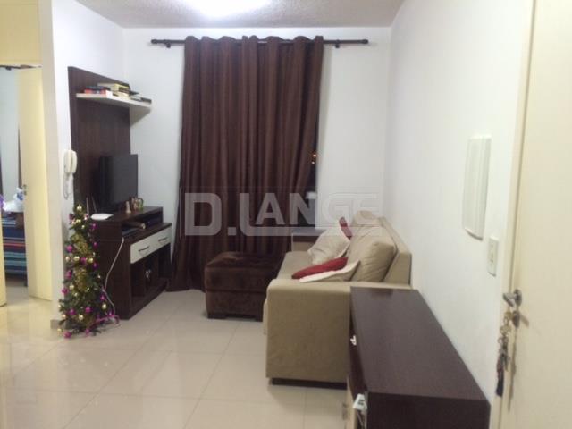 Apartamento de 2 dormitórios em Jardim São José, Campinas - SP