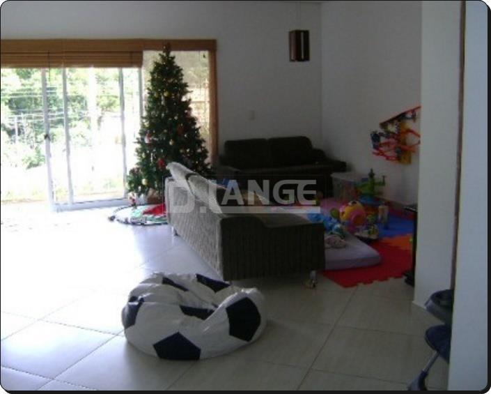Casa de 3 dormitórios em Colinas Do Ermitage (Sousas), Campinas - SP