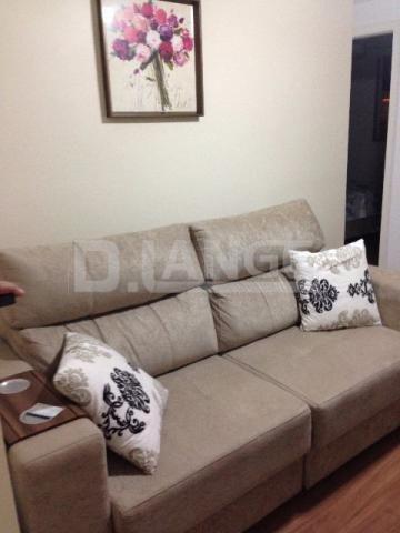 Apartamento de 2 dormitórios em Loteamento Parque São Martinho, Campinas - SP