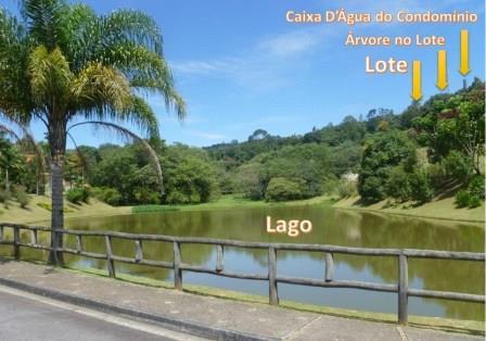 Terreno em Chácaras Do Lago, Vinhedo - SP