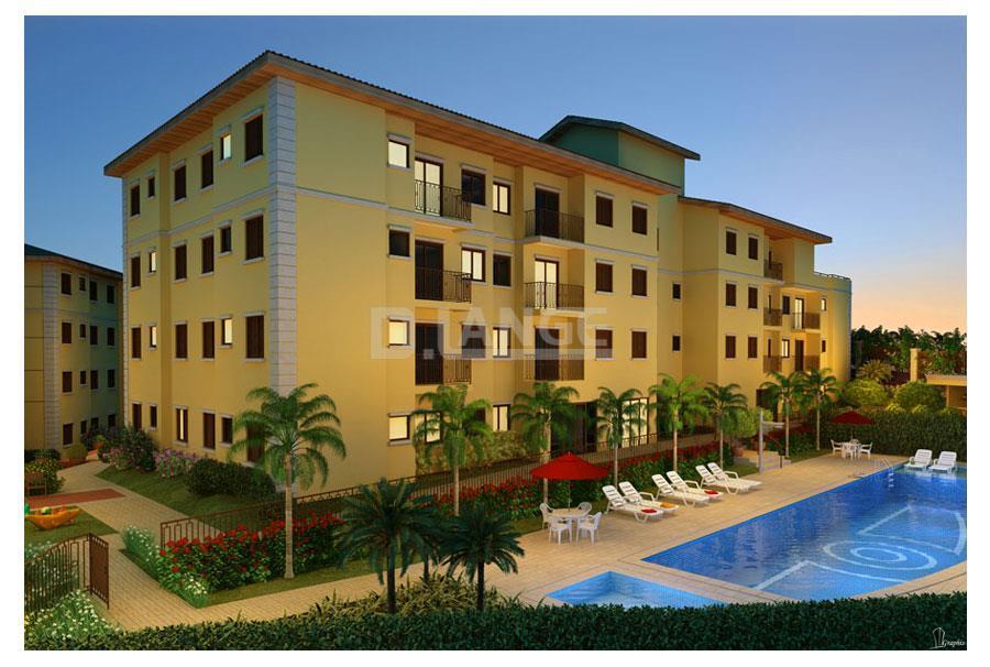 Apartamento de 2 dormitórios em Centro, Vinhedo - SP