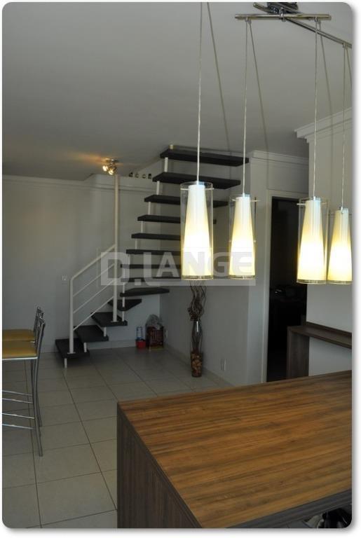 Cobertura de 3 dormitórios à venda em Jardim Proença, Campinas - SP