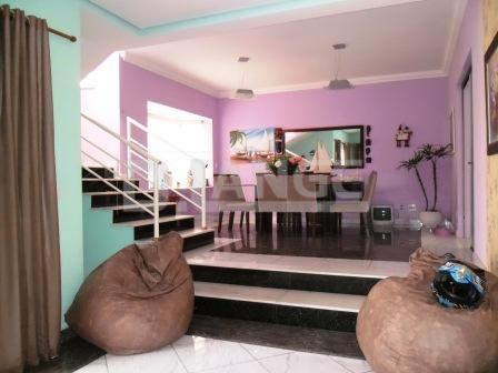 Casa de 4 dormitórios em Jardim Paranapanema, Campinas - SP