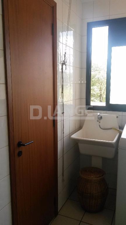 Apartamento de 4 dormitórios em Vila Brandina, Campinas - SP