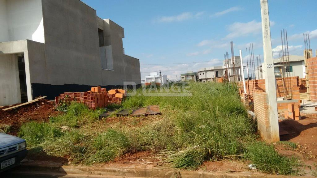 Terreno em Residencial Portal Do Lago, Sumaré - SP