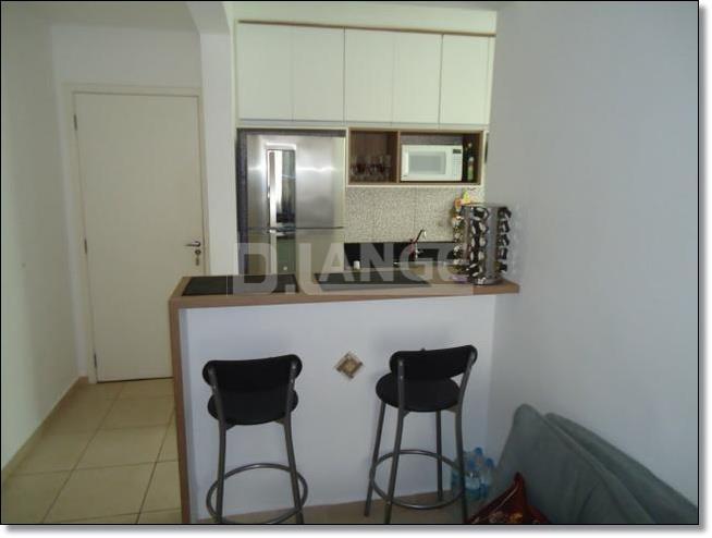 Apartamento de 2 dormitórios em Residencial Águas De Lindóia, Campinas - SP