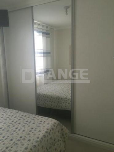 Apartamento de 2 dormitórios em Vila Marieta, Campinas - SP
