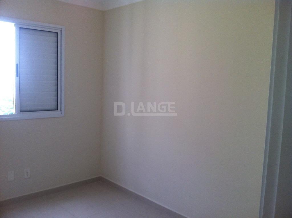 Apartamento de 2 dormitórios em Bonfim, Campinas - SP