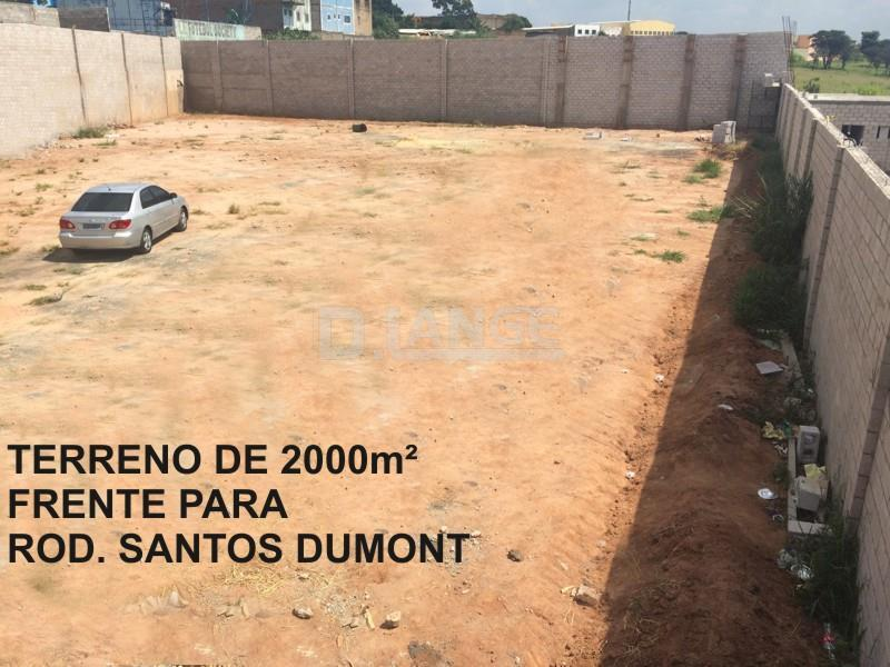 Terreno em Chácaras São Francisco Do Aeroporto, Campinas - SP