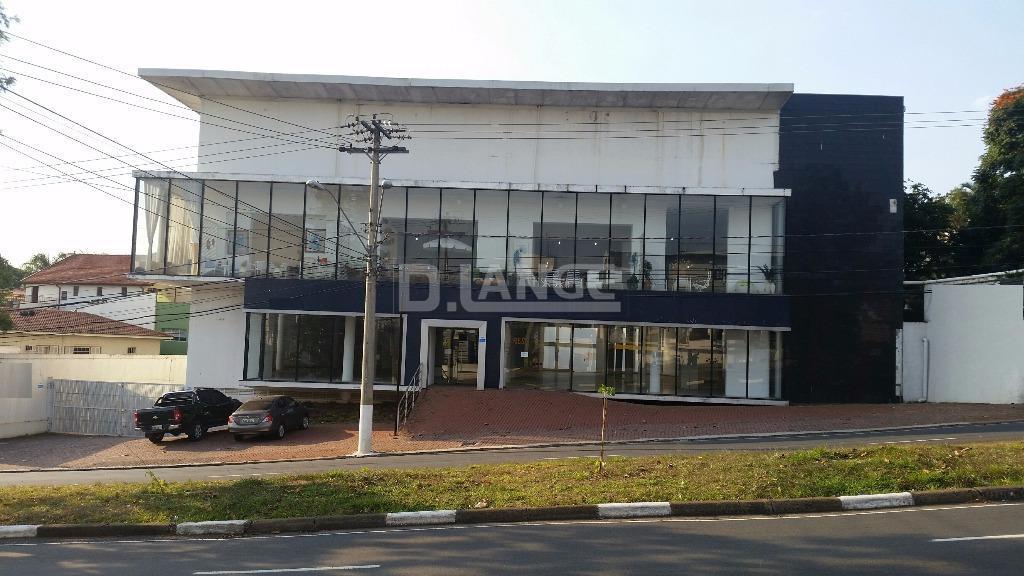 Salão comercial para locação, Nova Campinas, Campinas - SL0563.