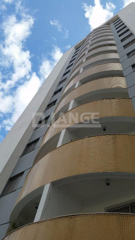 Apartamento residencial para venda e locação, Botafogo, Campinas - AP2128.