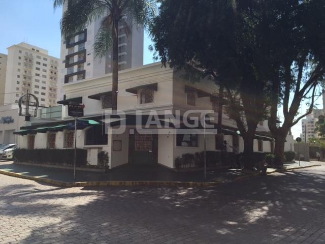 Casa comercial para venda e locação, Cambuí, Campinas - CA9813.