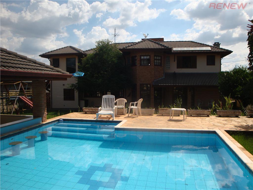 Casa Residencial à venda, Condomínio , Valinhos - CA0500.