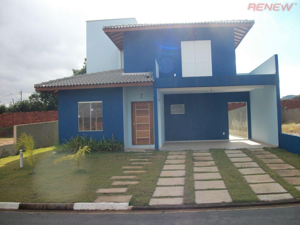 Casa residencial à venda, Condomínio , Valinhos - CA0780.