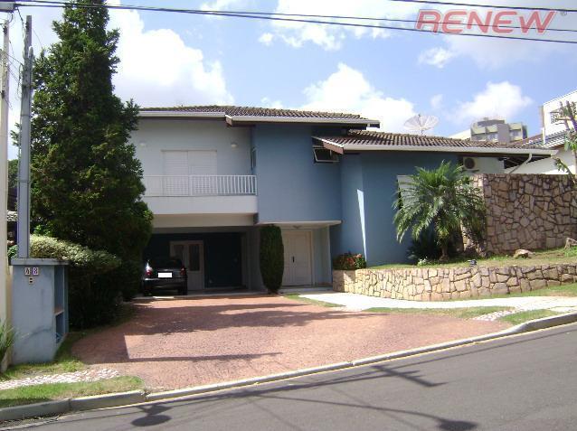 Casa  residencial à venda, Condomínio Residencial Portal do Quiririm, Valinhos.
