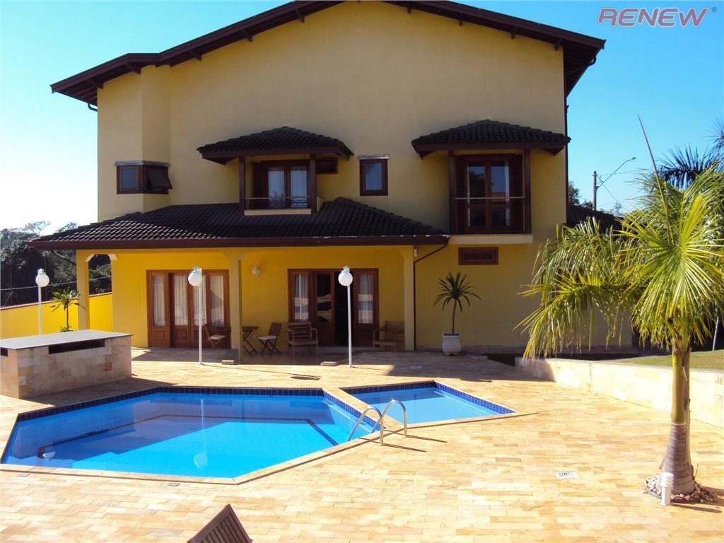 Casa  residencial à venda, Colinas dos Álamos, Valinhos.