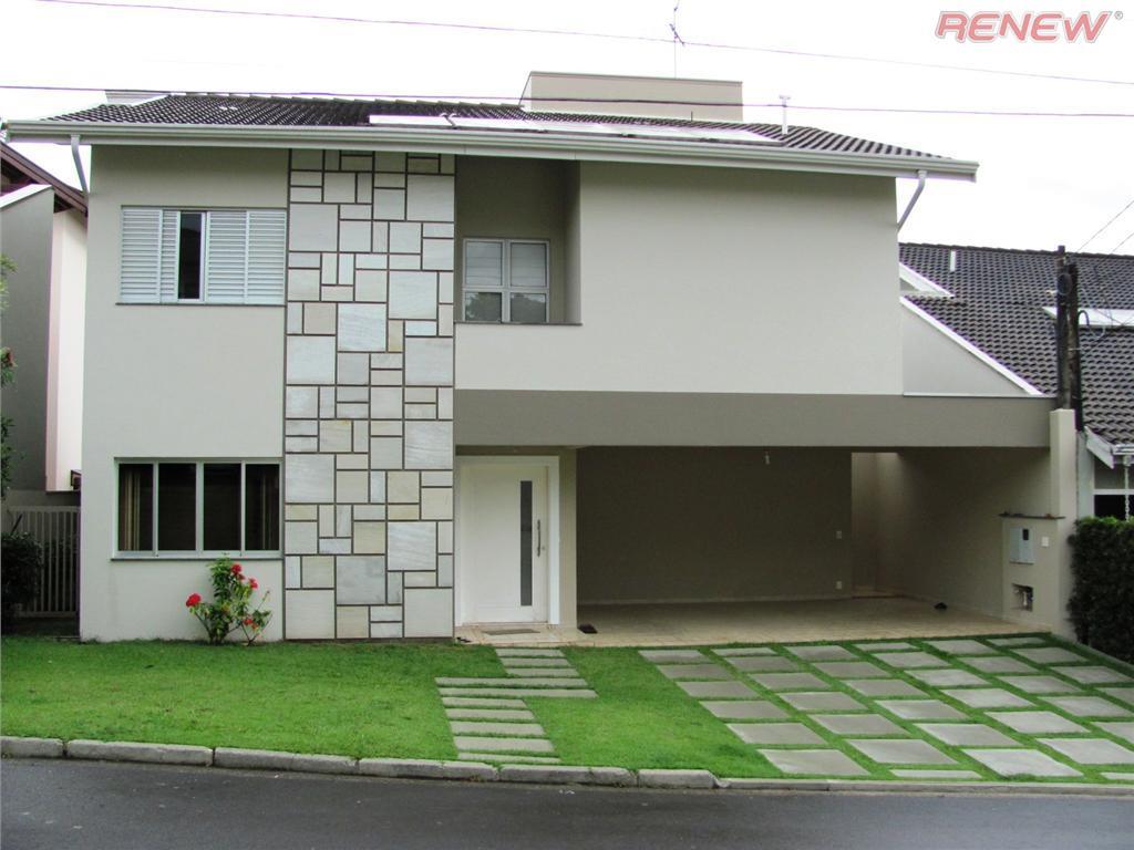 Casa  residencial à venda, Condomínio Residencial Oruam, Valinhos.