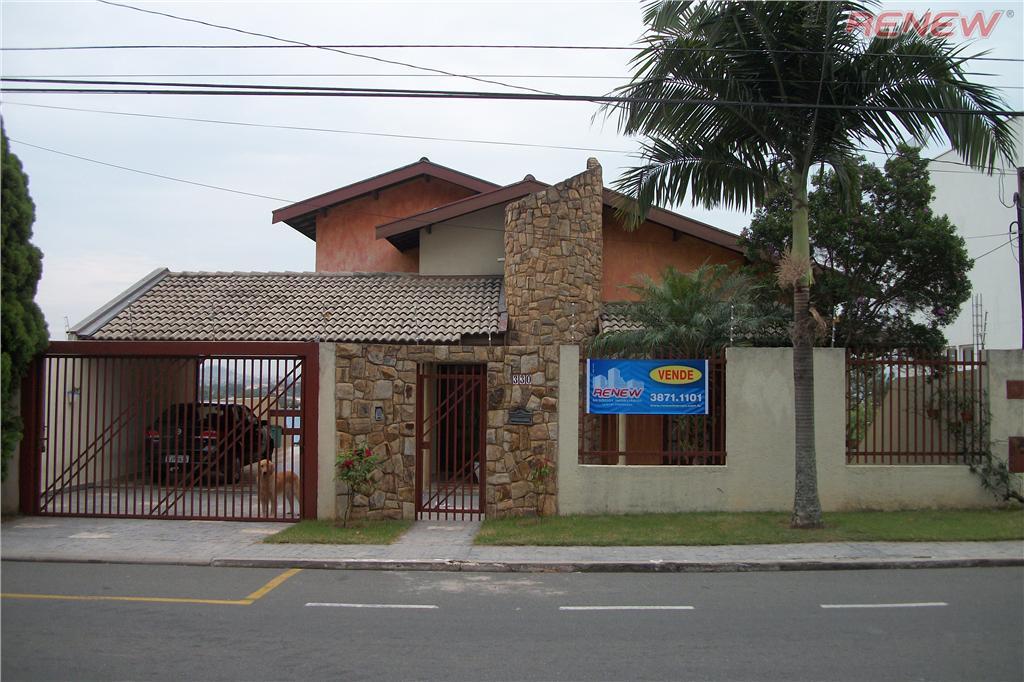Casa Residencial à venda, Jardim Europa, Valinhos - CA0618.