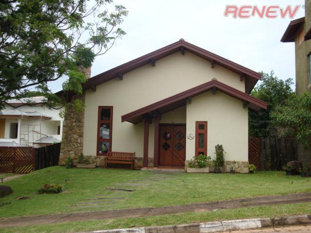 Casa Residencial à venda, Condomínio Moinho do Vento, Valinhos - CA0519.