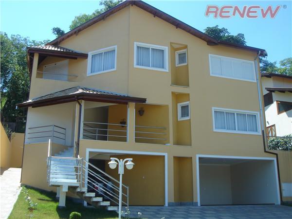 Casa Residencial à venda, Condomínio, Valinhos - CA0436.