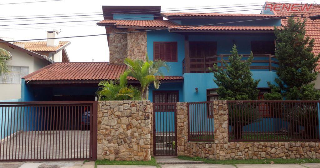Casa Residencial à venda, Parque Terranova, Valinhos - CA0523.