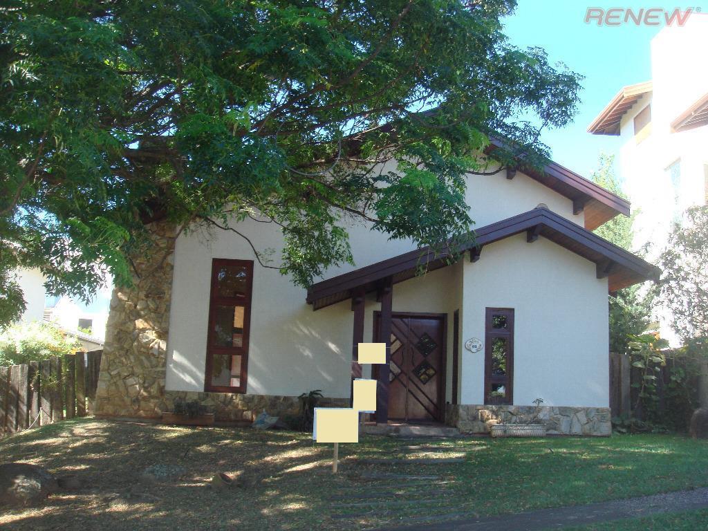 Casa Residencial à venda, Condomínio, Valinhos - CA0519.