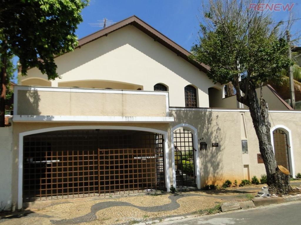 Casa residencial à venda, Vila Moleta, Valinhos.