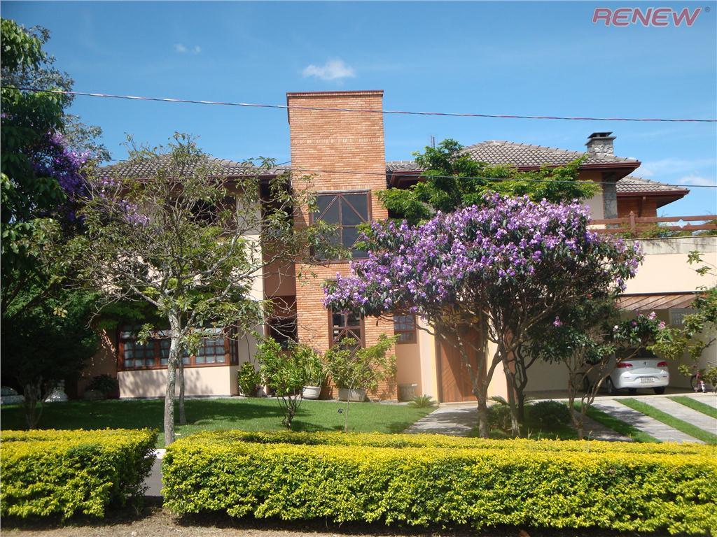 Casa Residencial à venda, Condomínio Moinho do Vento, Valinhos - CA0500.