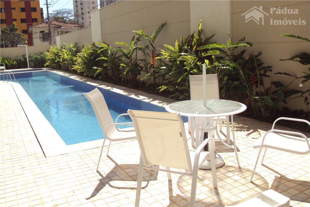 Apartamento residencial para locação, Cambuí, Campinas - AP0005.