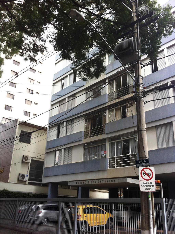 Apartamento residencial para venda e locação, Cambuí, Campinas - AP0836.