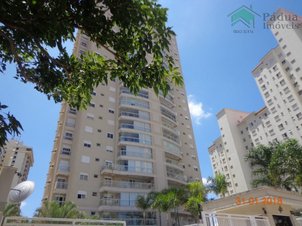 Apartamento residencial para locação, Parque das Flores, Campinas.